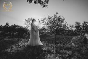 sposa abito fotografo matrimonio lecce