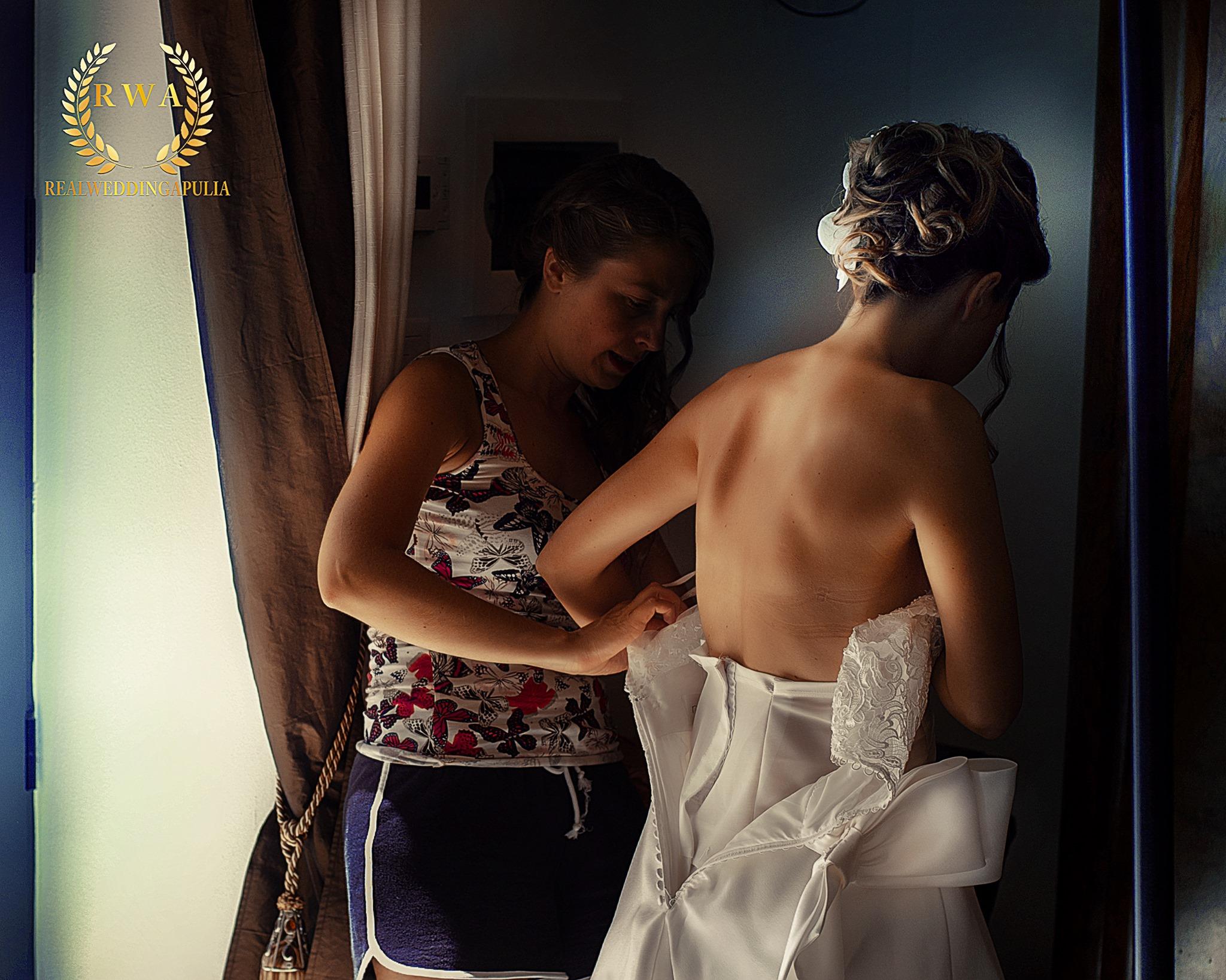 Fotografare il matrimonio e la luce giusta