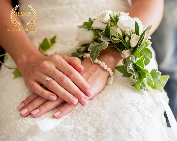 i Maneskin e il bouquet della sposa
